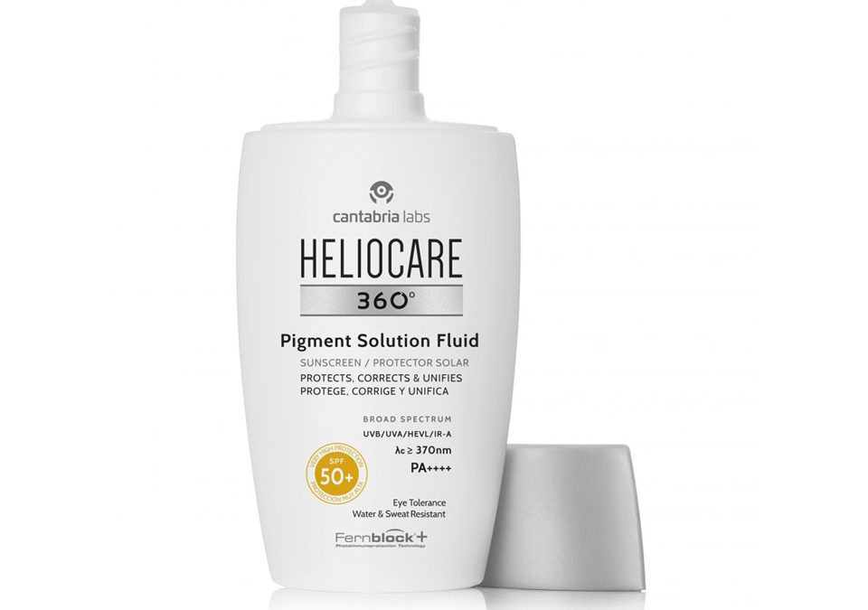 NYHED! Pigment Solution Fluid spf 50