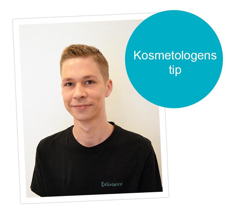 Kosmetologens tip – Morten